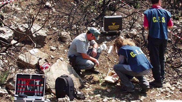 San Buono: incendio bosco, individuato presunto responsabile