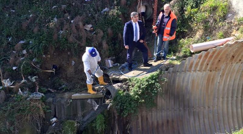 Una task force contro l'inquinamento fluviale