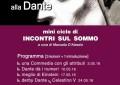 L'Aquila, ciclo d'incontri su Dante Alighieri