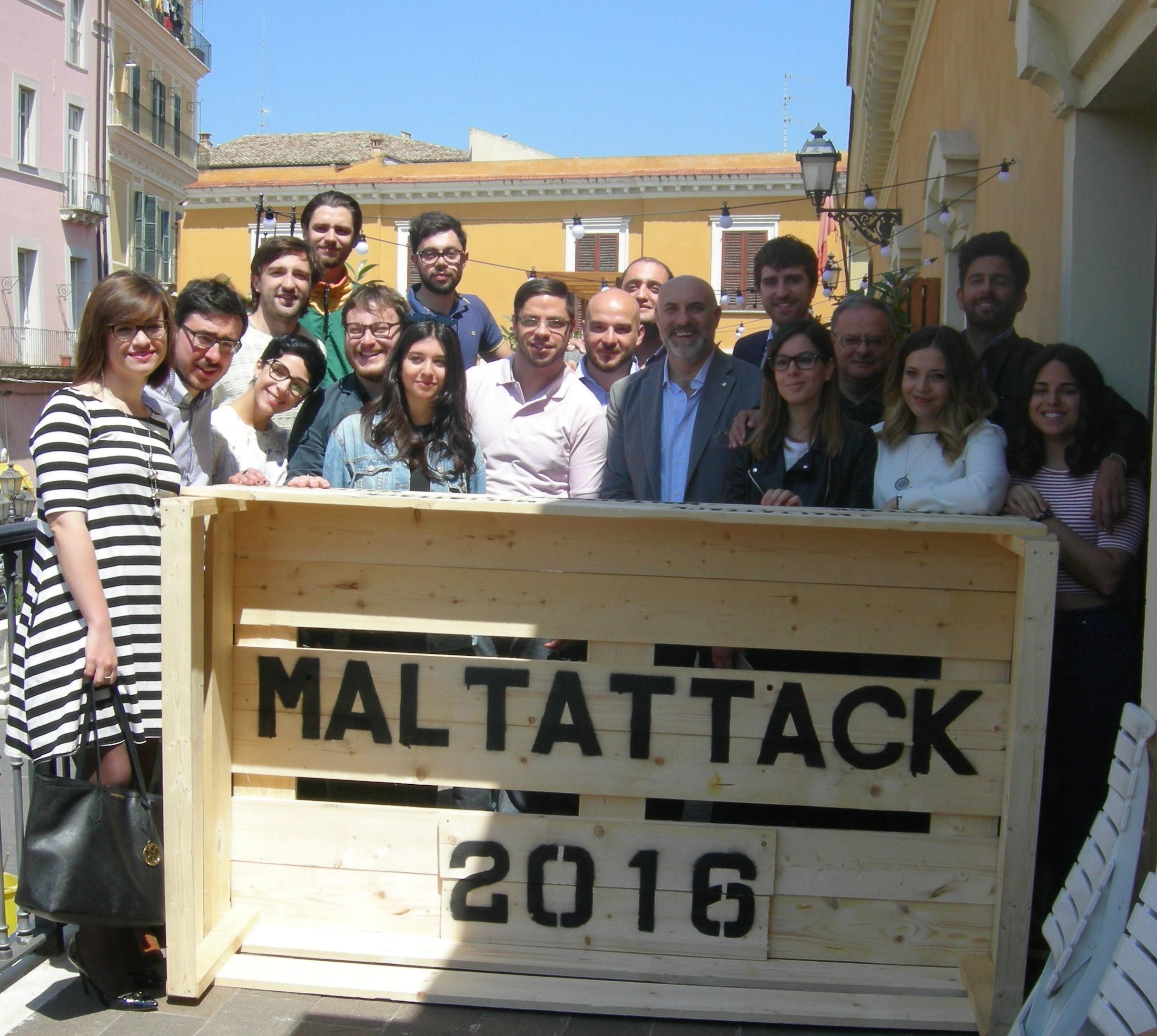 Chieti: Maltattack il 14 maggio
