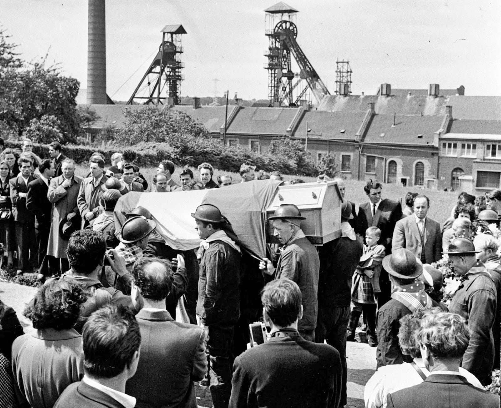 60 anni dalla tragedia di Marcinelle