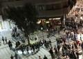Pescara, vandali in azione nel centro cittadino