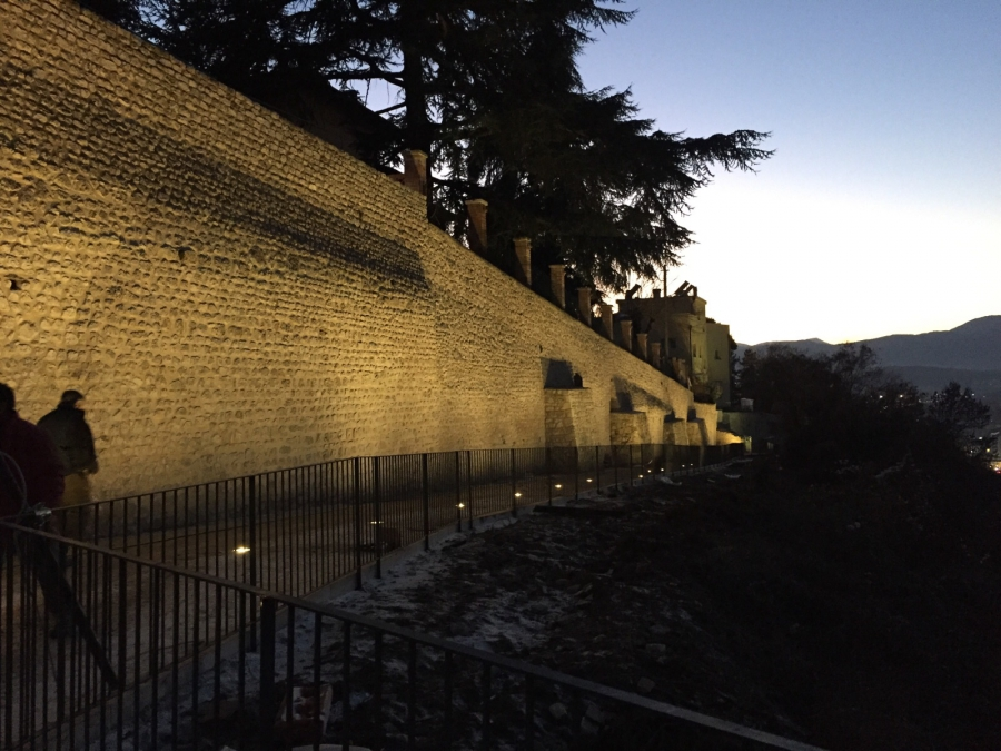 L'Aquila: Associazioni per la cura delle Mura Urbiche