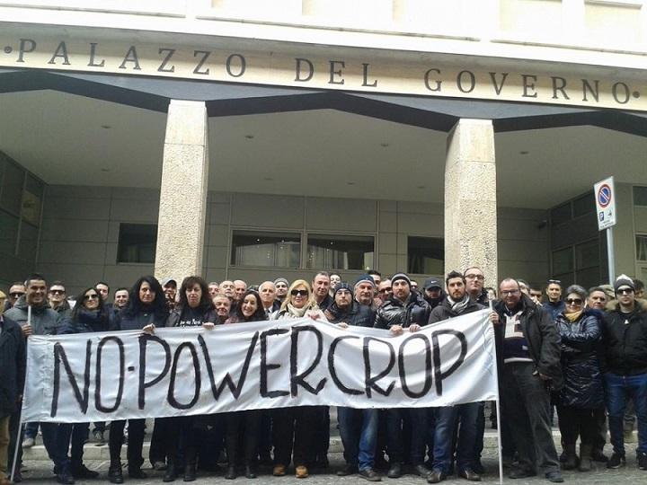 Powercrop, il no all'impianto ora è ufficiale