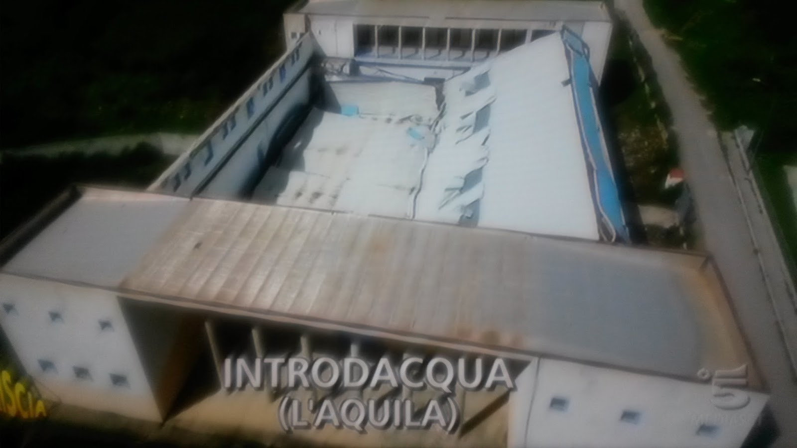 Crollo Palazzetto, la Procura riapre l'inchiesta