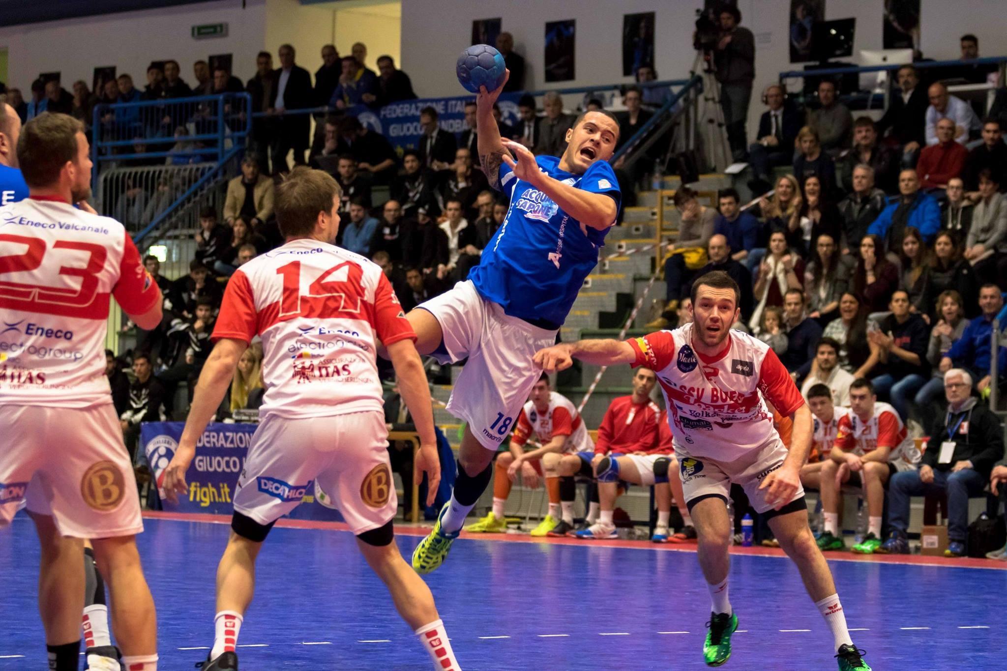 Pallamano – Eventuale gara-3 finale scudetto a Pescara