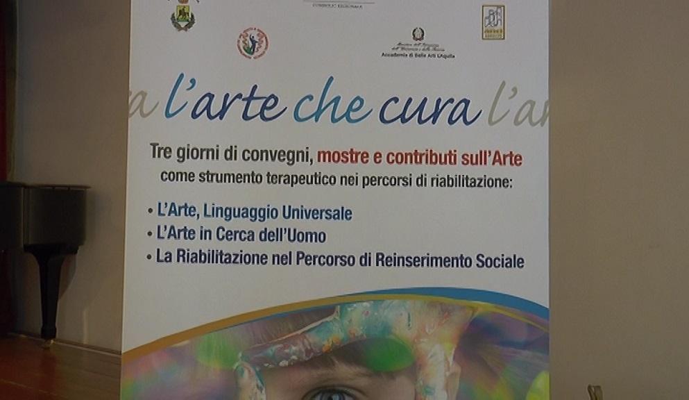 """Giulianova, alla Poc Meeting """"L'arte che Cura"""""""