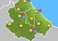 Previsioni meteo Abruzzo lunedì 30 Maggio