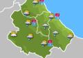 Previsioni meteo Abruzzo martedì 3 Maggio