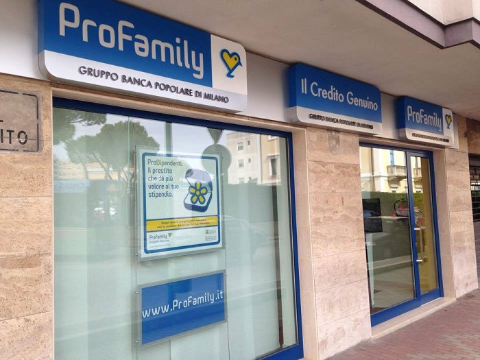 Pescara: apre filiale ProFamily