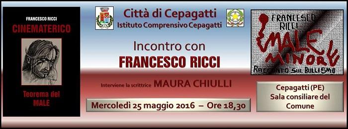 Editoria: romanzo e racconto di Francesco Ricci
