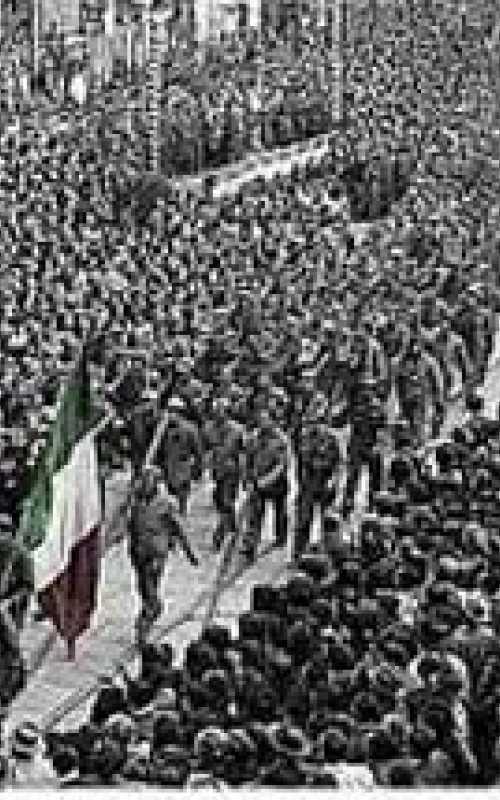 Furci ricorda Cianciosi, il carabiniere ucciso dai tedeschi