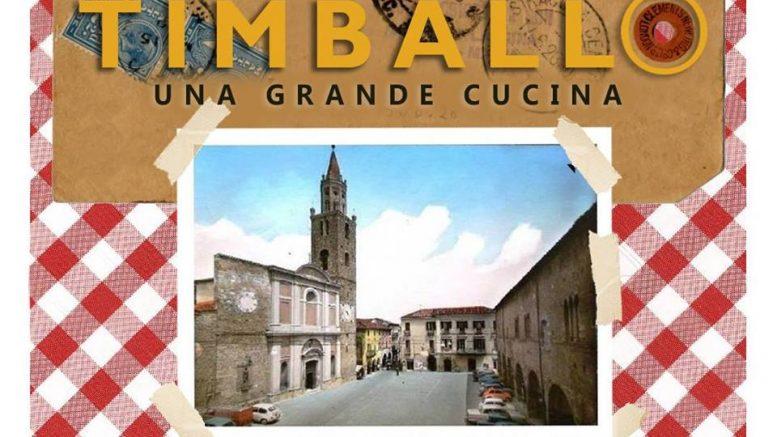 timballo- locandina