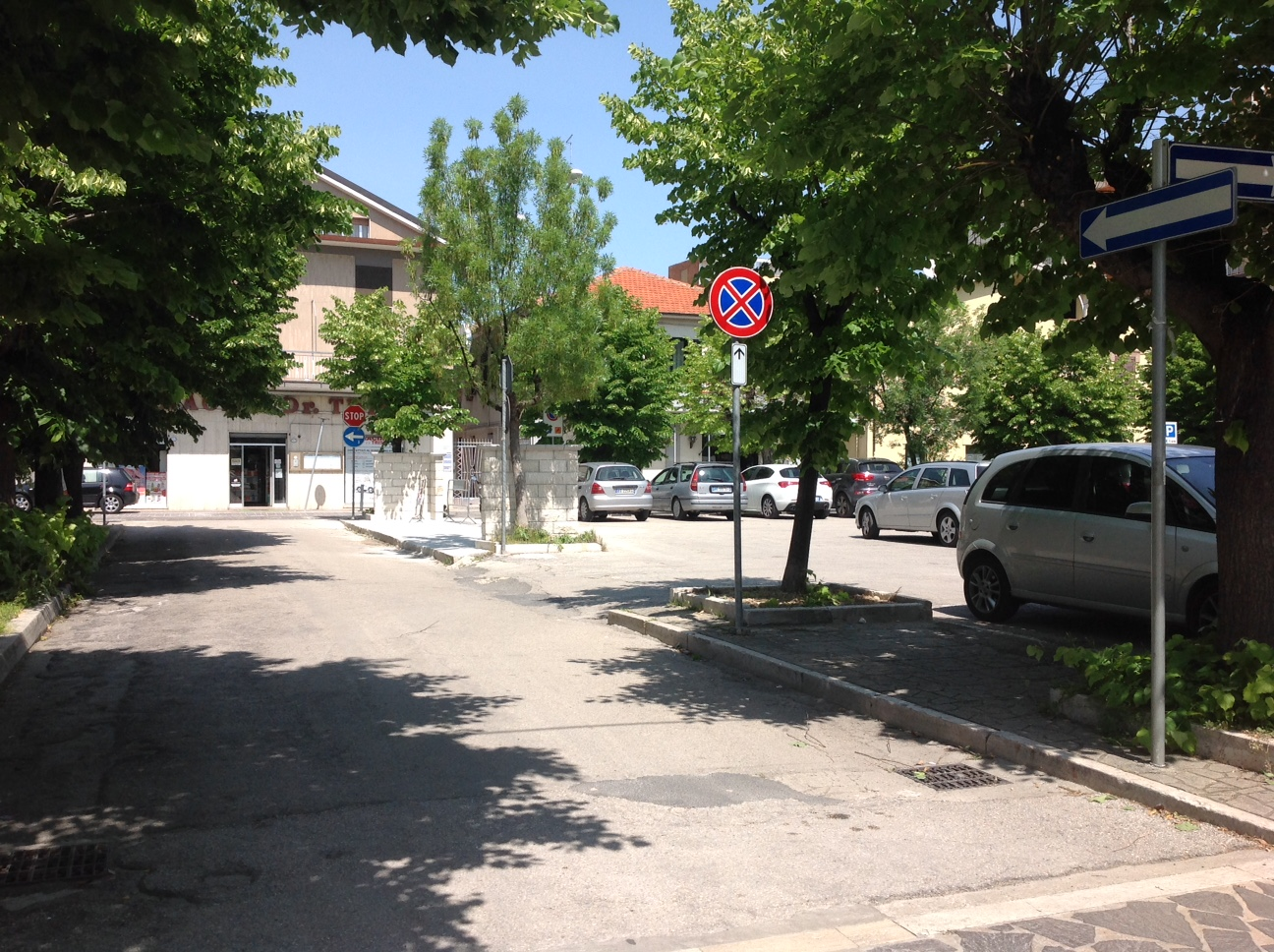Nuove ztl a Montesilvano