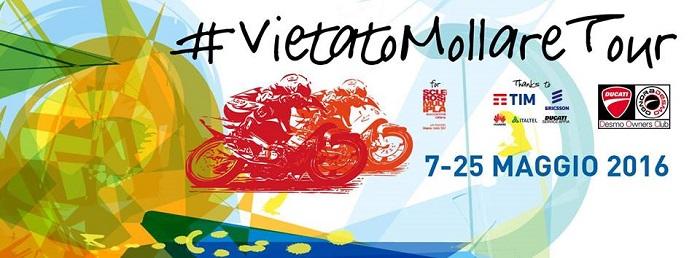 """Pescara: """"Vietato Mollare Tour"""" il 13 maggio"""