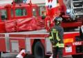 Pescara: casa popolare in fiamme in via Rio Sparto