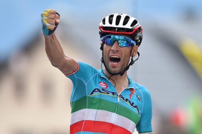 Ciclismo Nibali – Il tricolore brilla a Roccaraso