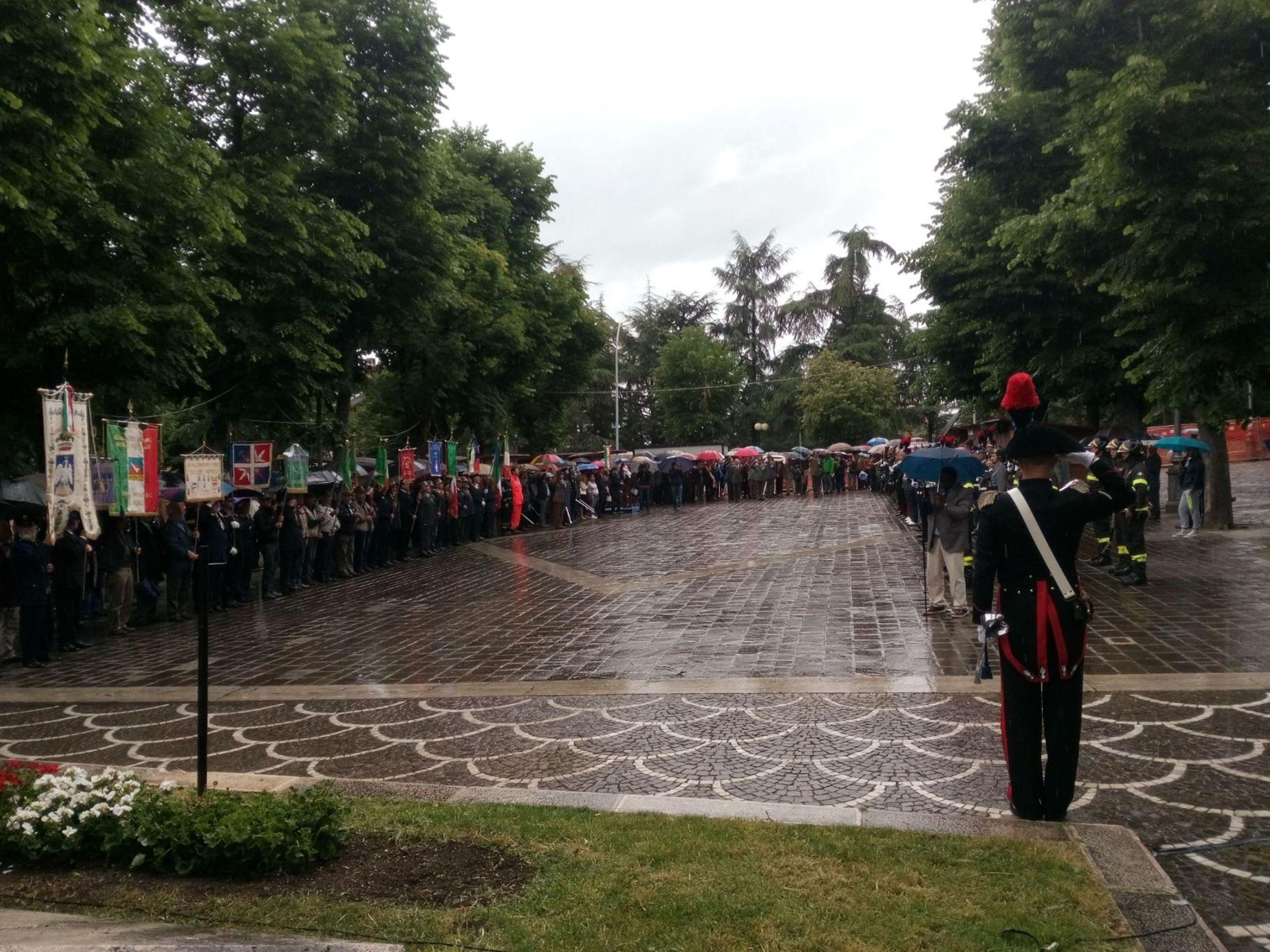 2 giugno 2016 in Abruzzo: le celebrazioni per i 70 anni della Repubblica