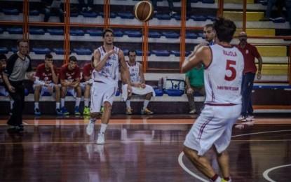 Basket Amatori Pescara – Rajola in panchina