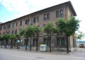 Pescara, sulla lapide al Ferrhotel risponde il Comune