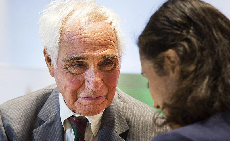 Fulco Pratesi a Pescara per i 50 anni del WWF
