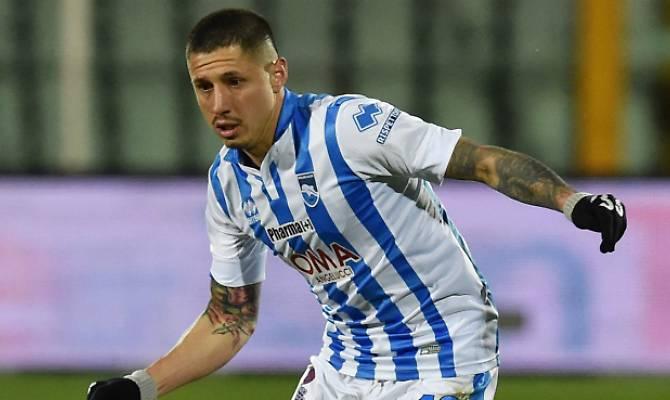 Pescara calcio Lapadula, ore decisive
