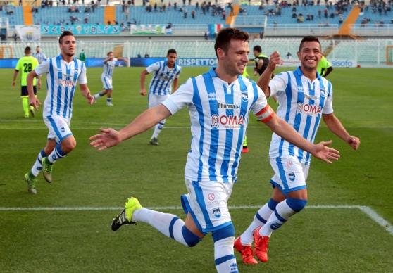 "Pescara calcio Memushaj. L'auspicio di Duka ""Serie A"""