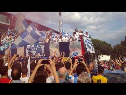 Pescara calcio serie A: festa da brividi !