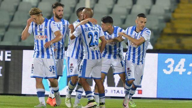 Pescara calcio, che spettacolo !