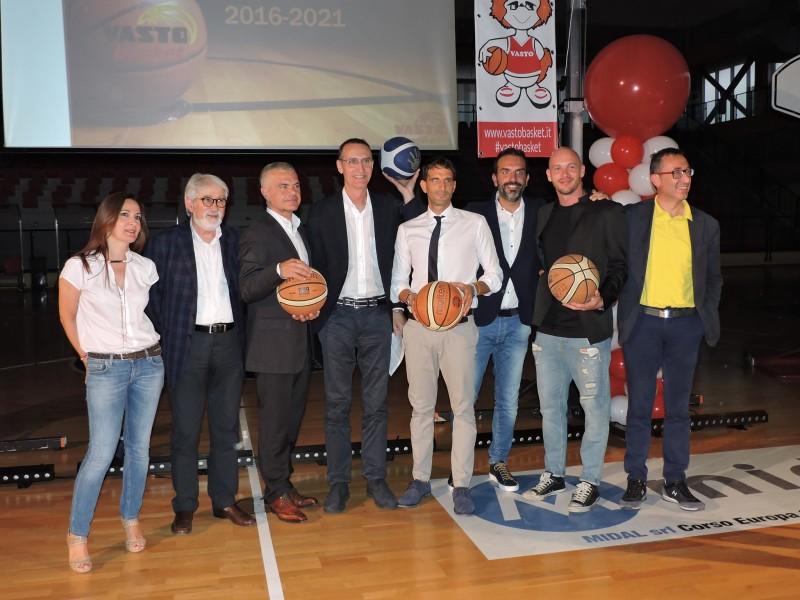 Vasto Basket – Ecco un progetto ambizioso