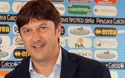 """Pescara calcio. Sebastiani """" Verre, che colpo! """""""