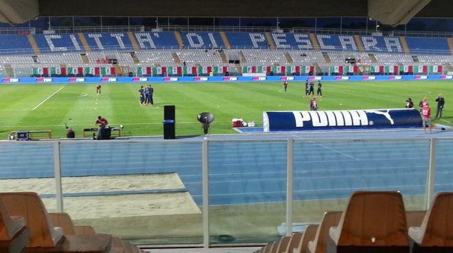 Pescara Calcio: Salta l'amichevole con il Celta Vigo