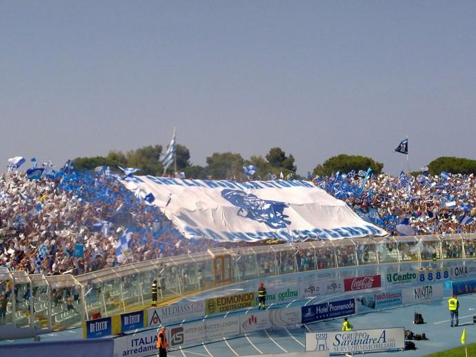 Pescara calcio: il percorso della festa