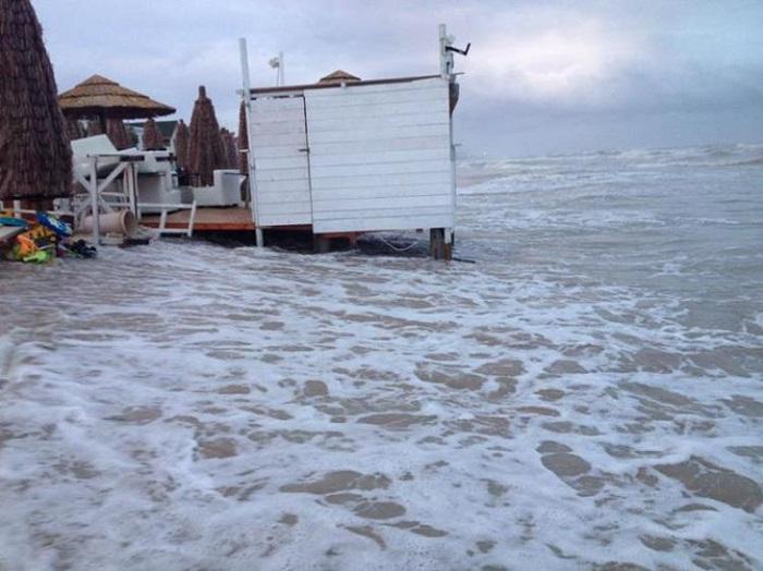 Mareggiate: le richieste dei balneatori Cna Abruzzo