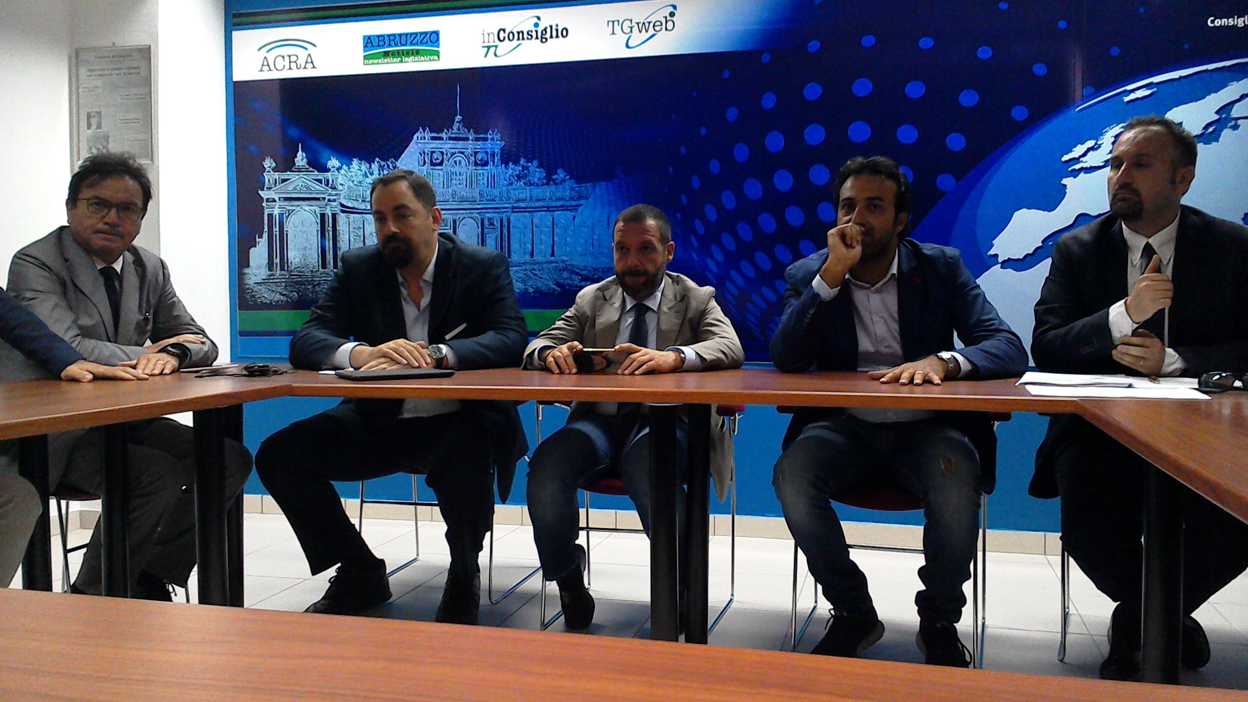 """Sanità Abruzzo, centrodestra: """"Ritirare e ridiscutere il piano"""""""