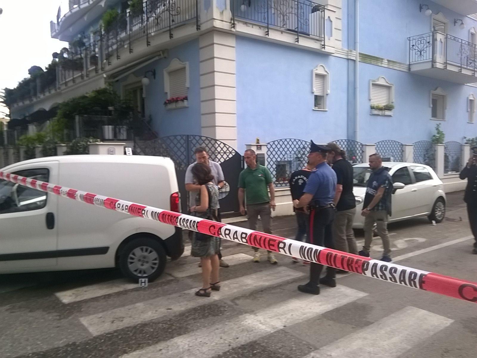 Uomo muore accoltellato a Giulianova: l'esito dell'autopsia