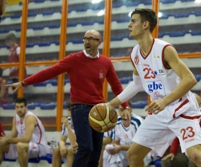 Montegranaro Amatori – Pescara, comunque applausi