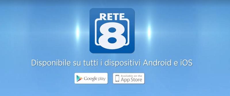 Come configurare la App di Rete8