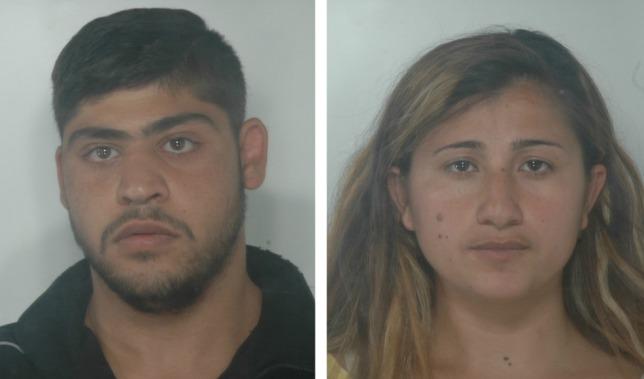 Pescara, furto tentato nell'appartamento: arrestati dalla Polizia