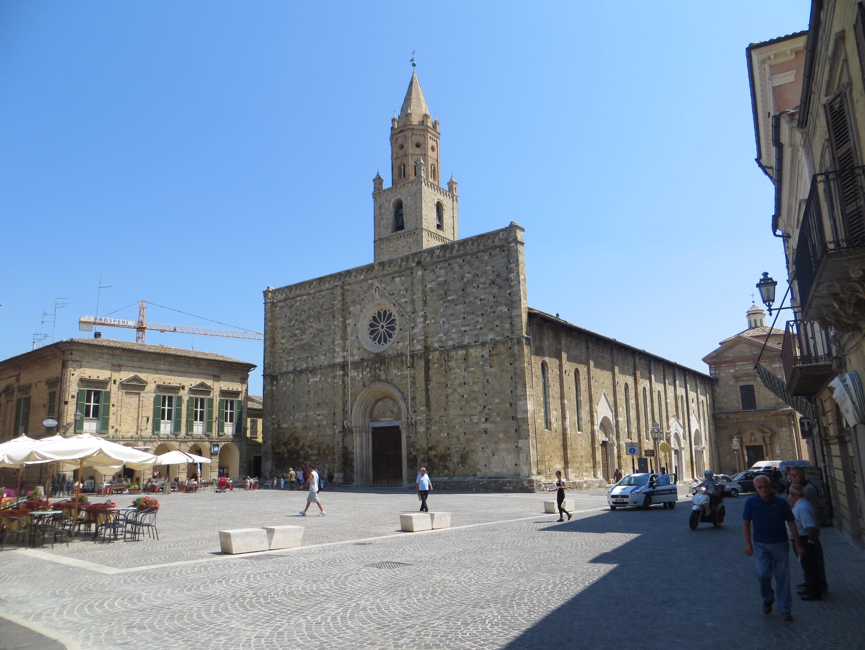 Gemellaggio tra Atri, Guardialfiera e Larino