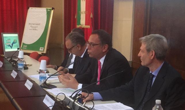 """Giovanni Canzio: """"A L'Aquila i processi del dolore"""""""