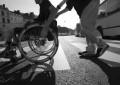 Montesilvano: passeggiata in carrozzina per gli studenti