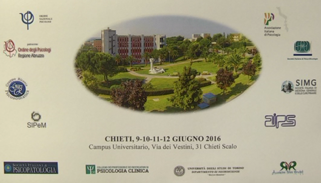 Chieti, congresso di Psicoterapia all'Ud'A