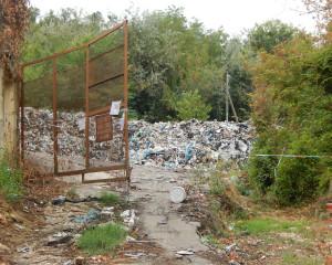 Discarica Chieti: un anno d' inerzia e pericoli