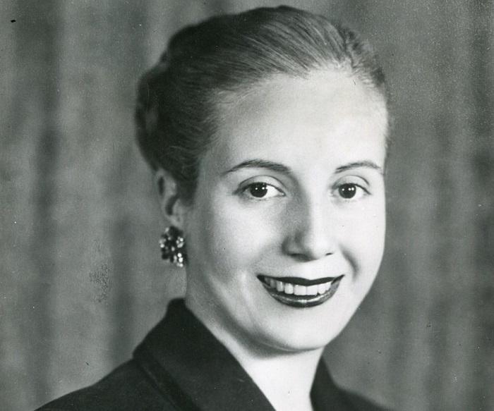 Era abruzzese pittore che stupì Evita Peron