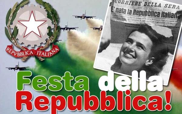 2 giugno 1946: 70 anni fa l'Italia sceglieva la Repubblica