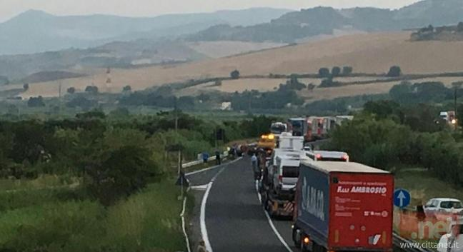 Incidente San Salvo, aggiornamento: morto automobilista molisano