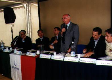 Politica pescarese in lutto: E' morto Lucio Candeloro