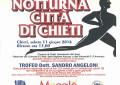 "Podismo – Torna la ""Notturna Città di Chieti"""