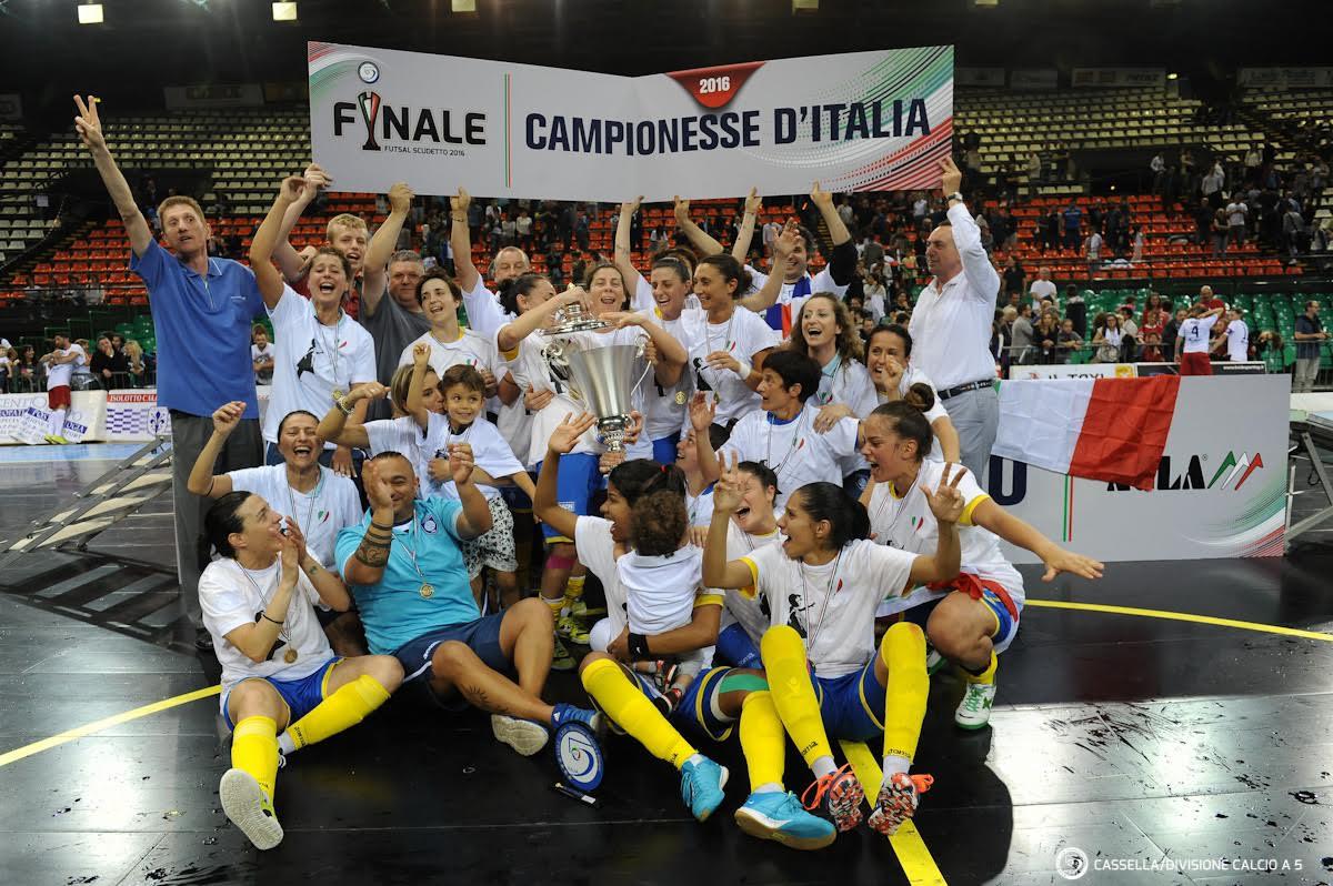 Calcio a 5/F – Montesilvano Campione d'Italia